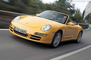 Click here to open the Porsche 997 Carrera 4 Cabriolet gallery
