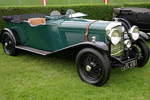 Click here to open the Bentley 4¼ Litre Park Ward Open Tourer gallery