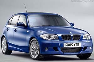 Click here to open the BMW 130i M Sport gallery