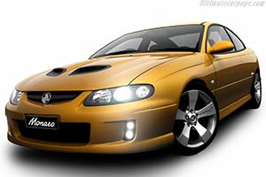 Click here to open the Holden VZ Monaro CV8-Z gallery
