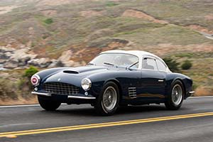 Click here to open the Ferrari 250 GT Zagato Coupe gallery