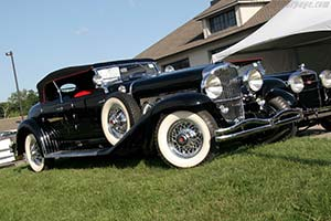Click here to open the Duesenberg SJ Walker LaGrande Torpedo Phaeton gallery