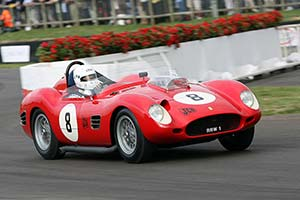 Click here to open the Ferrari 196 S Dino Fantuzzi Spyder gallery