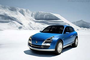 Click here to open the Renault Egeus Concept gallery