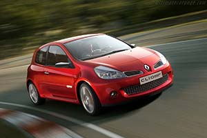 Click here to open the Renault Clio Sport Concept gallery