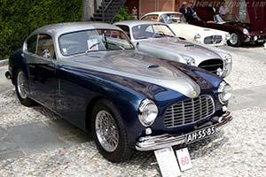 Click here to open the Ferrari 166 Inter Stabilimenti Farina Berlinetta  gallery