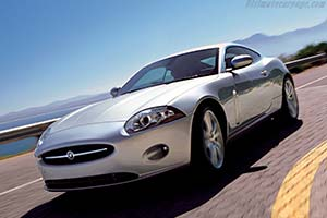 Click here to open the Jaguar XK gallery