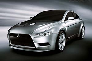 Click here to open the Mitsubishi Sportback Concept gallery
