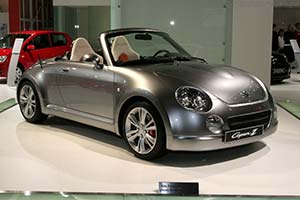 Click here to open the Daihatsu Copen ZZ Concept gallery