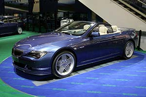 Click here to open the Alpina B6 Cabriolet gallery
