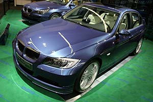 Click here to open the Alpina D3 Saloon gallery