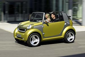 Click here to open the Smart Crosstown Hybrid Concept gallery