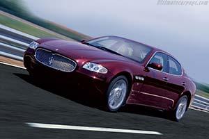 Click here to open the Maserati Quattroporte Executive GT gallery