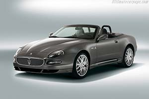 Click here to open the Maserati GranSport Spyder gallery