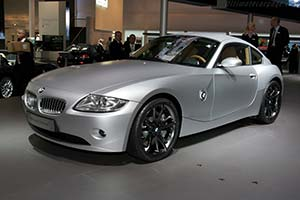 Click here to open the BMW Z4 Coupe Concept gallery