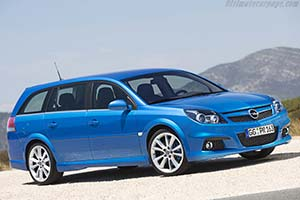 Click here to open the Opel Vectra Caravan OPC gallery