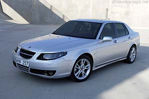 Click here to open the Saab 9-5 Aero Sedan gallery