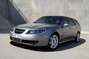 Click here to open the Saab 9-5 Aero SportCombi gallery