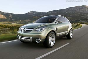Click here to open the Opel Antara GTC Concept gallery