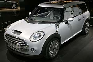 Click here to open the MINI Concept Frankfurt gallery