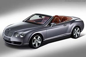 Click here to open the Bentley Continental GTC gallery