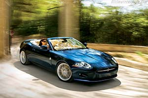 Click here to open the Jaguar XK Convertible gallery