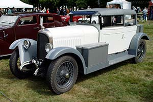 Click here to open the Voisin C14 Lumineuse gallery
