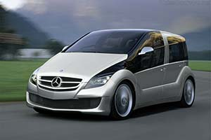 Click here to open the Mercedes-Benz F600 Hygenius Concept gallery