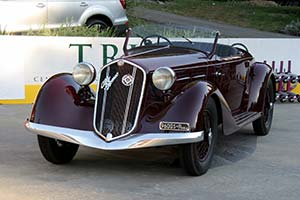 Click here to open the Alfa Romeo 6C 2300 Pescara Touring Cabriolet gallery
