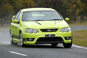 Click here to open the Ford BF Falcon FPV GT gallery
