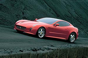Click here to open the Ferrari GG50 Concept gallery
