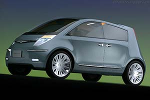 Click here to open the Chrysler Akino Concept gallery