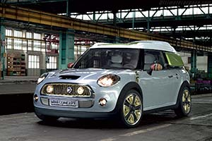 Click here to open the MINI Concept Tokyo gallery