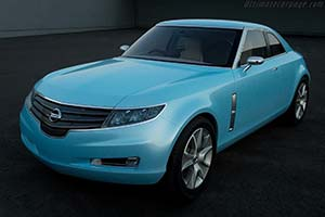 Click here to open the Nissan Foria Concept gallery