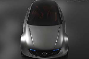 Click here to open the Mazda Senku Concept gallery
