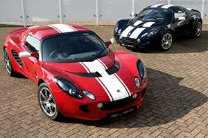 Click here to open the Lotus Elise S2 Sportsracer gallery