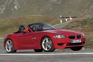 Click here to open the BMW Z4 M Roadster gallery