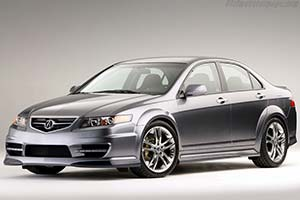Click here to open the Acura TSX A-Spec Concept gallery