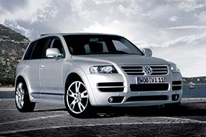 Click here to open the Volkswagen Touareg W12 Sport gallery