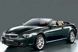 Click here to open the BMW 650i Cabriolet gallery