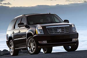Click here to open the Cadillac Escalade gallery