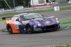 Click here to open the TVR Tuscan T400R gallery