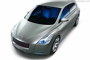 Click here to open the Toyota FSC Concept gallery