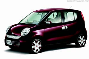 Click here to open the Suzuki MR Wagon Concept gallery