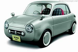 Click here to open the Suzuki LC Concept gallery
