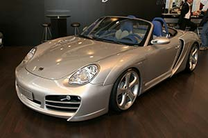 Click here to open the Techart 987 Boxster Widebody gallery