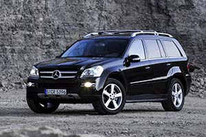 Click here to open the Mercedes-Benz GL 500 gallery