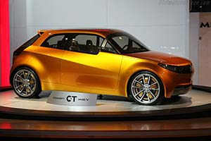 Click here to open the Mitsubishi Concept-CT MIEV gallery
