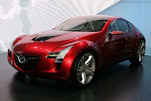 Click here to open the Mazda Kabura Concept gallery