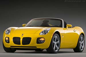 Click here to open the Pontiac Solstice GXP gallery